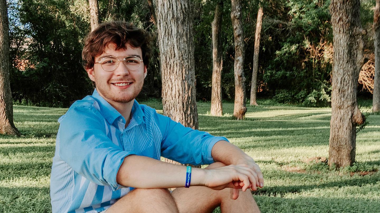 Harrison Lloyd Builds Community For LGBTQ+ Huskers