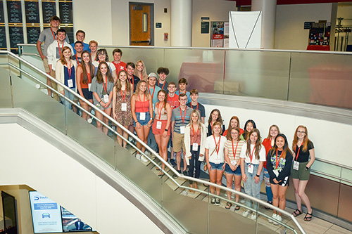 Nebraska Business Honors Academy Selects Class of 2025