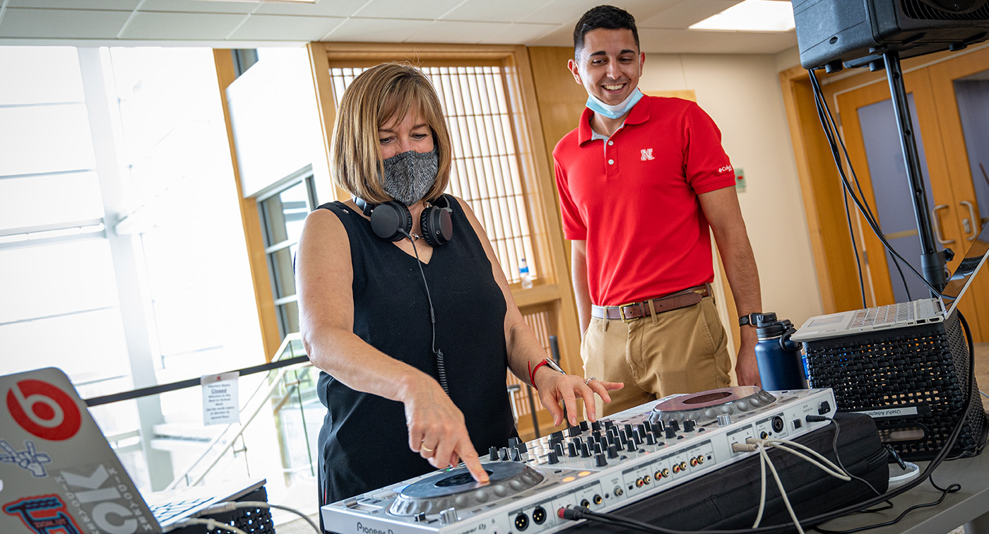 Kathy's Point: Hawks Hall Keeps Giving Back as Students Return to Start Fall Semester