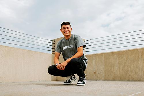 Edwin Mendez-Rodriguez Builds Future Through Entrepreneurship