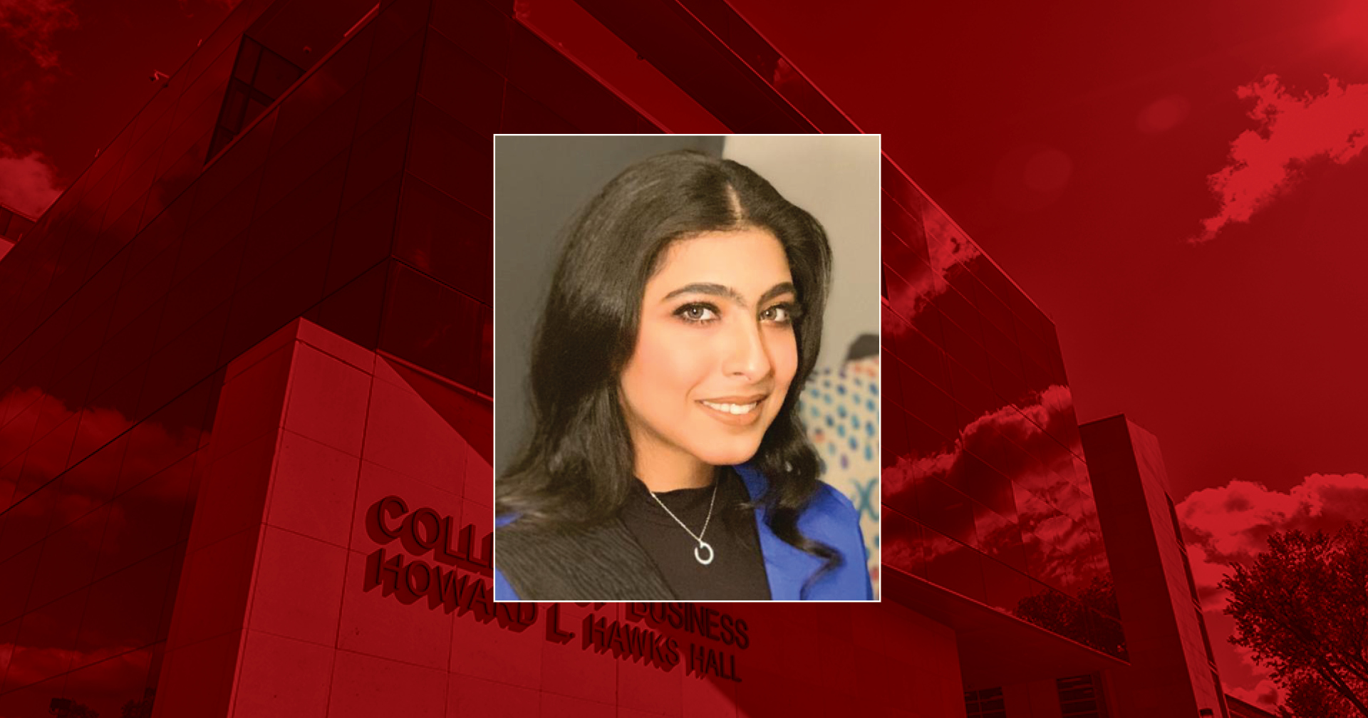 From Oman to Lincoln, Graduate Finds Home At Nebraska