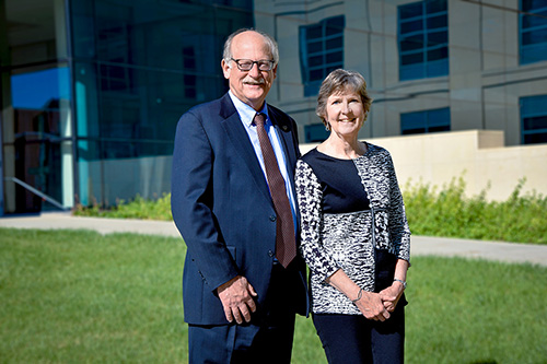 Schmidt Retires from the College of Business