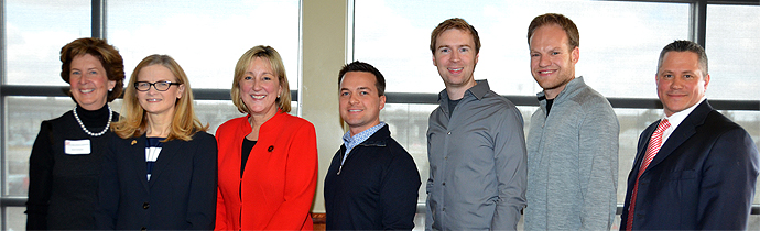 CBA Advisory Board Honors Top Business Leaders at Luncheon