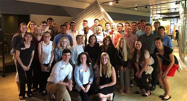 BLC Students Build Connections, Explore Chicago