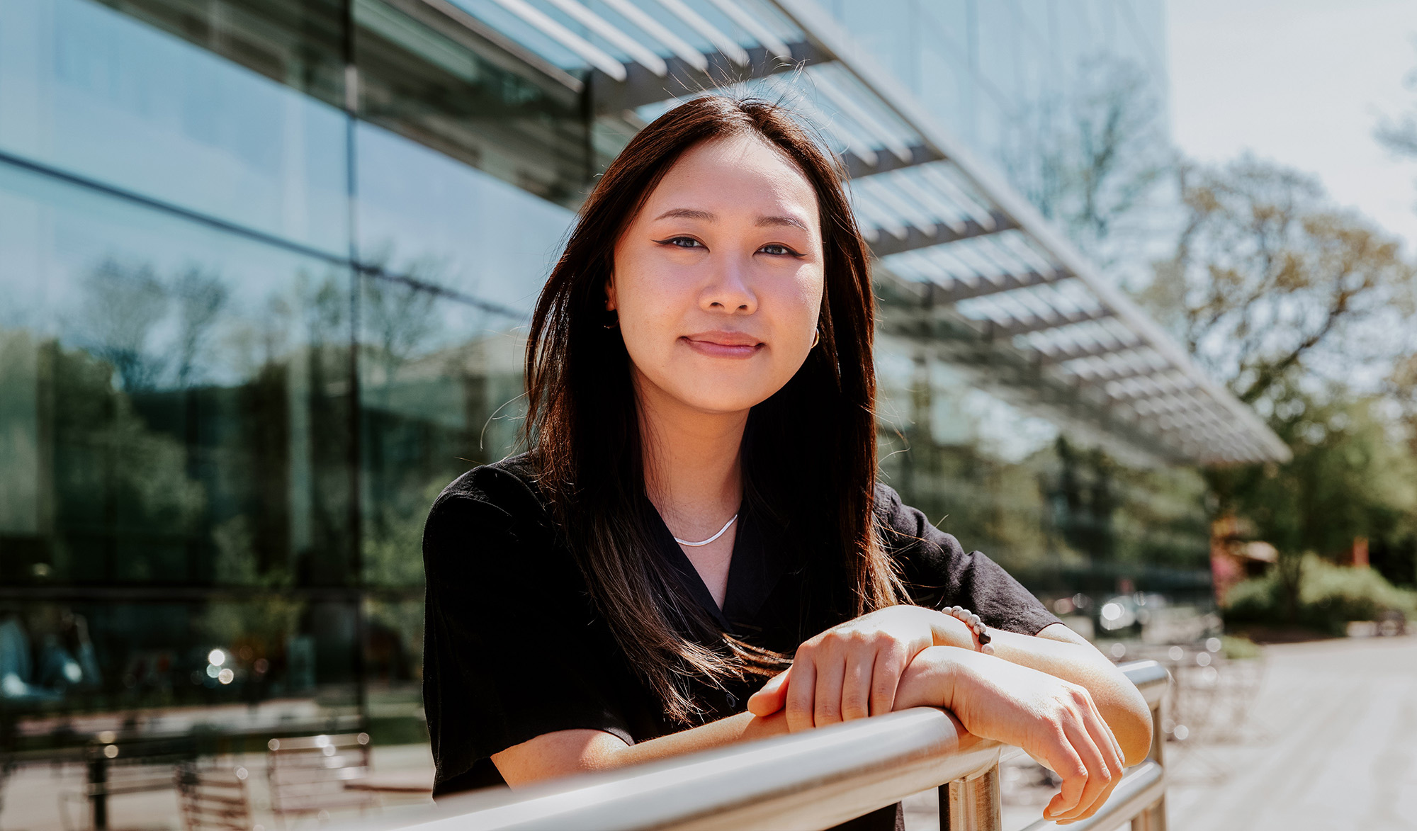 Nguyen Helps Students Embrace Heritage, Acts as a Catalyst for Change