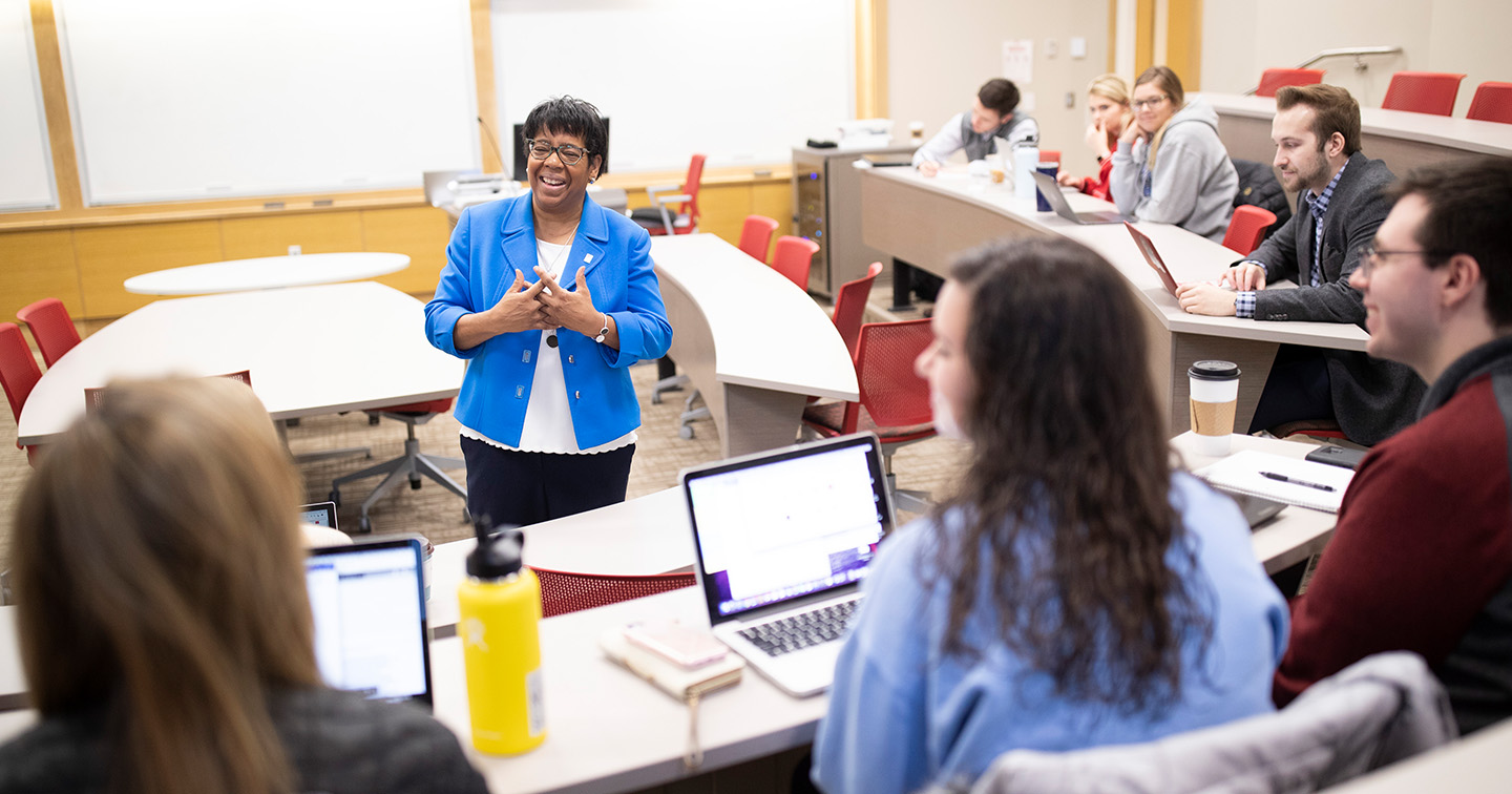 Colleges of Business, Law Launch New Business and Law Major