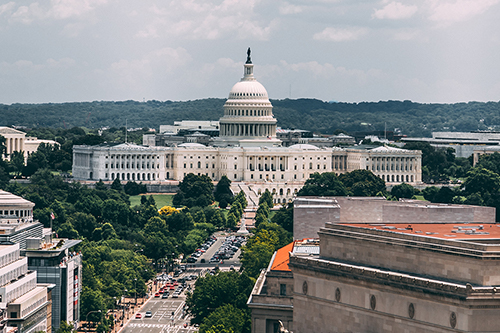 Virtual Career Expedition Panel Features Washington, D.C. Alumni