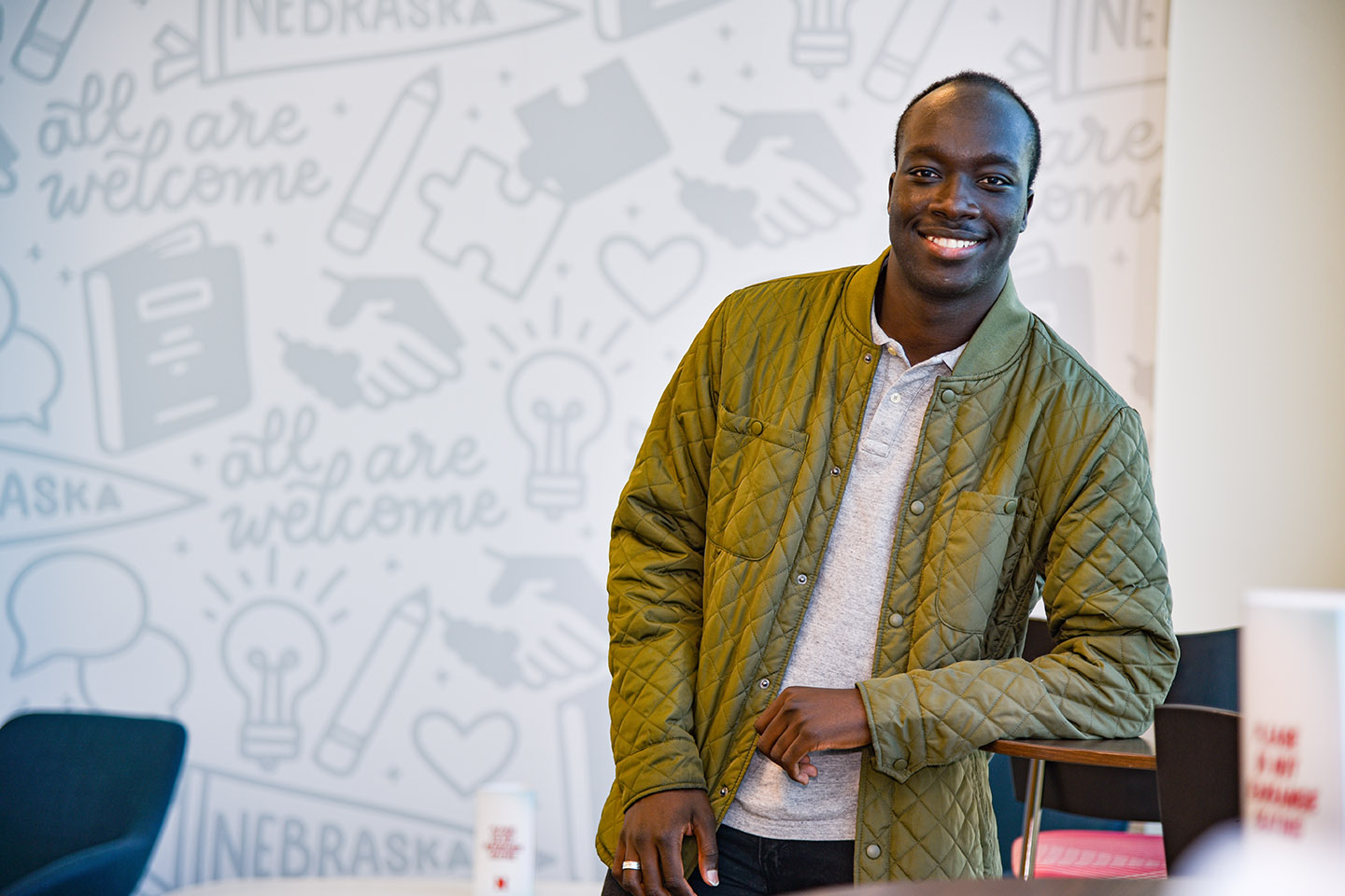 Ahmed Finds Inclusivity Through Accounting