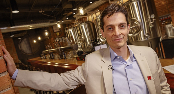 Maciel Taps Craft Beer to Research Consumer Tastes
