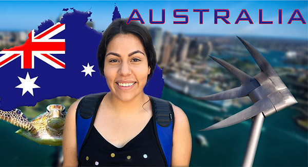 Global Immersion Blog: Jennifer Torres in Australia
