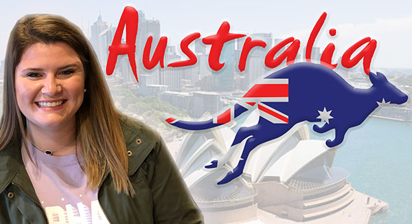 Hallie Lockhart – Australia Global Immersion Blog