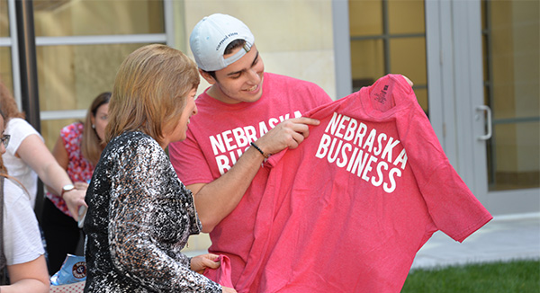 Nebraska Business Celebrates Community, New Mission for B-Week