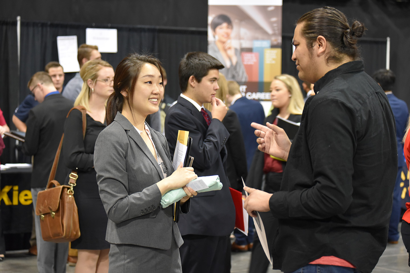 Four Steps to Career Fair Success
