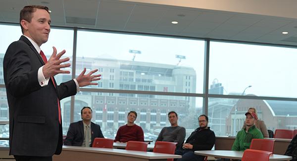 Specht Kicks Off Nebraska Family Business Initiative
