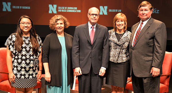 Whistleblower Panel Featured at State Farm Ethics Lecture