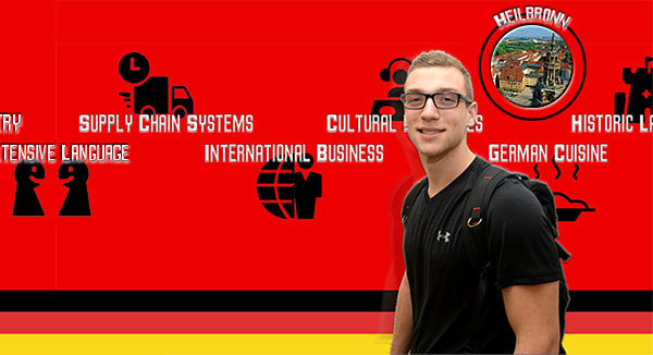 Global Immersion: Joshua DeMers Abroad in Germany