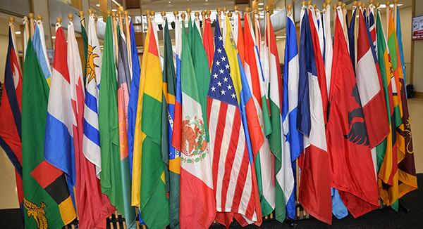 International Education Week Celebrates Culture, Exchange