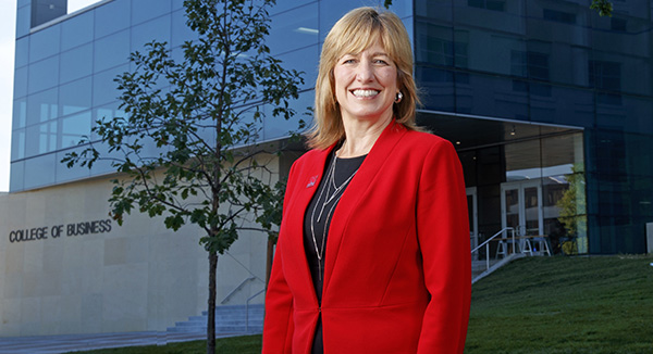 10 Questions for the 10th Dean of the College of Business