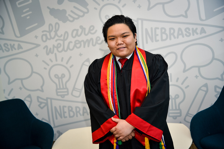 Nguyen Graduates with Legacy of Helping Advance Allied Community at Nebraska