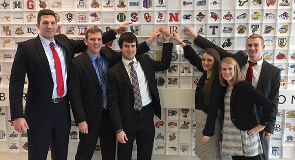 NCAA Selects Seven MAIAA Students to Attend Emerging Leaders Seminar