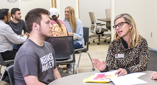 McLeod Helps Students Strengthen Selling Skills