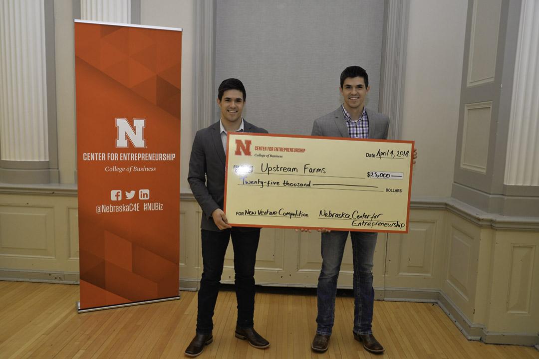 New Venture Competition Boosts Aspiring Entrepreneurs