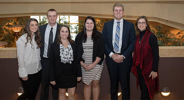 MAIAA and MBA Students Represent Nebraska at National Sports Forum