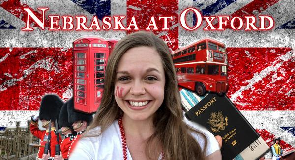 Nebraska at Oxford Blog by Anne Greff