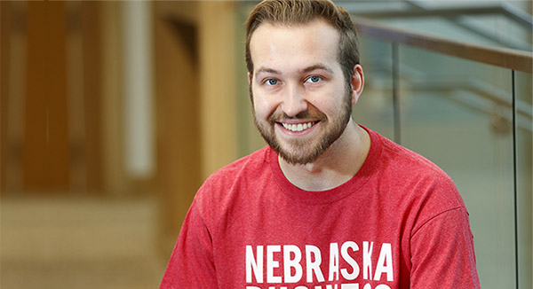 Brost Inspired, Challenged by Law and Business Minor