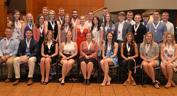 College Celebrates Accomplishments of More Than 600 Graduates