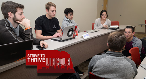 Strive to Thrive Lincoln Student Blog - Spring 2018