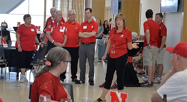 Nebraska Business to Celebrate Alumni at Homecoming Tailgate