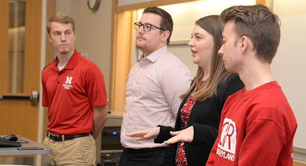 Target Finds Unique Partnership with Students at Case Competition