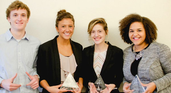 Nebraska Business Students Knock-out Opponents at Yahoo Competition