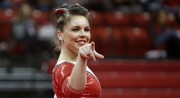 Motorcycle Lifestyle Lets Blanske Shine in Gymnastics and Business