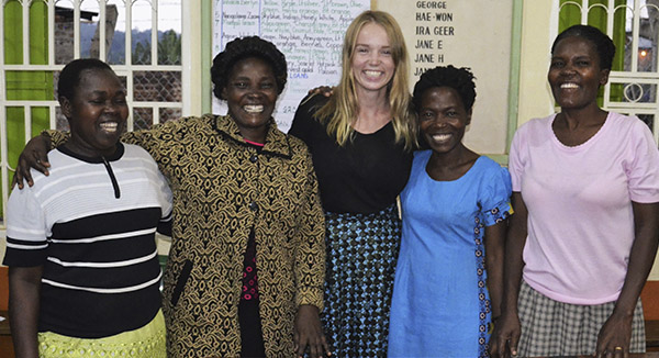 Business Major Helps Create Economic Opportunity in Uganda