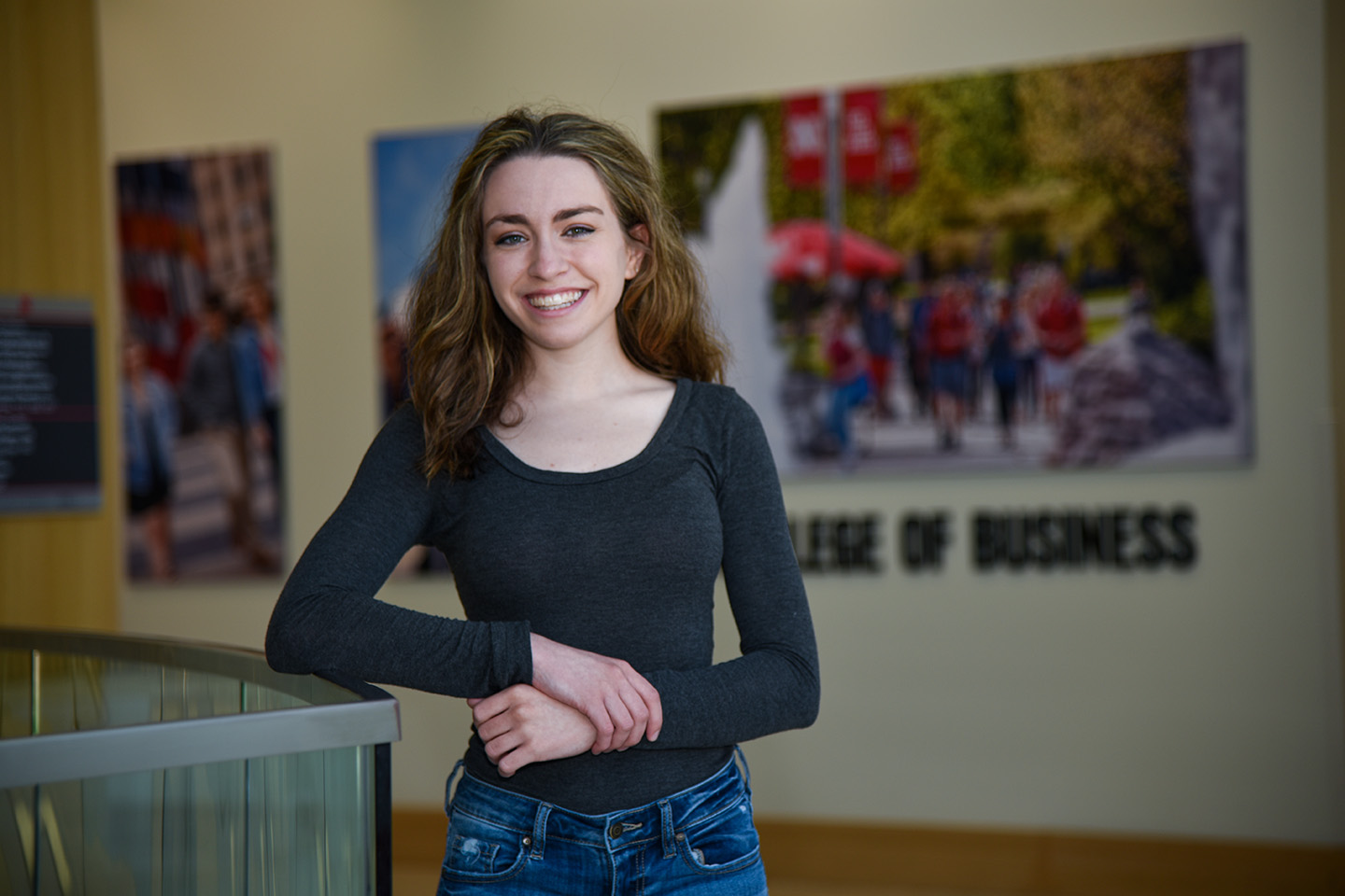 Students Support Well-Being Through Coaching