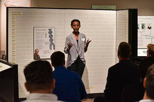 Students to Present Business Ideas at 3-2-1 Quick Pitch, Nov. 11