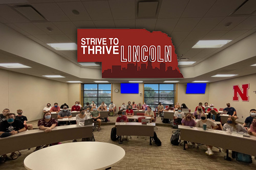 Strive to Thrive Student Blog – Fall 2021