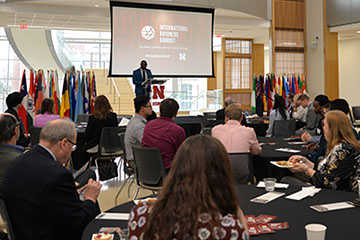 International Business Program at Nebraska Joins Top National Consortium