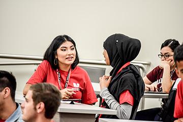 Aguilar Envisions a Bright Collegiate Future