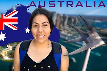 Global Immersion Blog: Jennifer Torres in Australia