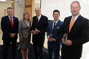 Nebraska Business Honors Top Business Leaders