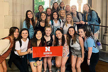 Thirty-Three Students Journey to Barcelona for Summer