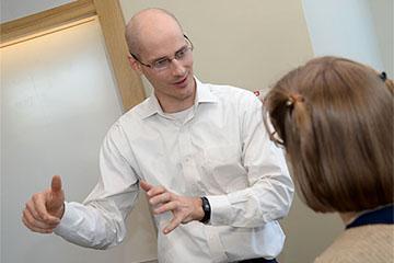 Baugh Brings Mission of Financial Education to Nebraskans