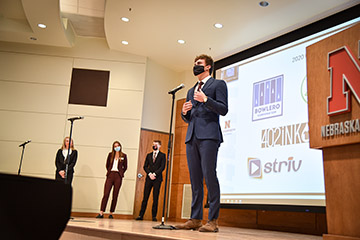 Business Students Impact Community Through Course Project