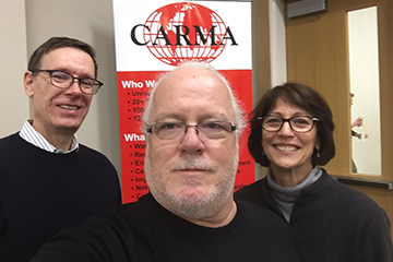 Bergh and Locke Featured on CARMA Webcast