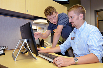 CBA IT Services Preps Interns for Careers in Information Technology