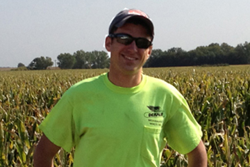Agribusiness Major Dan Dudney Transitions to Monsanto After Graduation