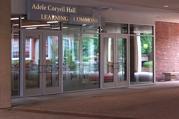 CBA Testing Services Begin Transferring to Exam Commons in Love Library
